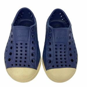 Native Unisex Youth Jefferson Blue Water Shoes